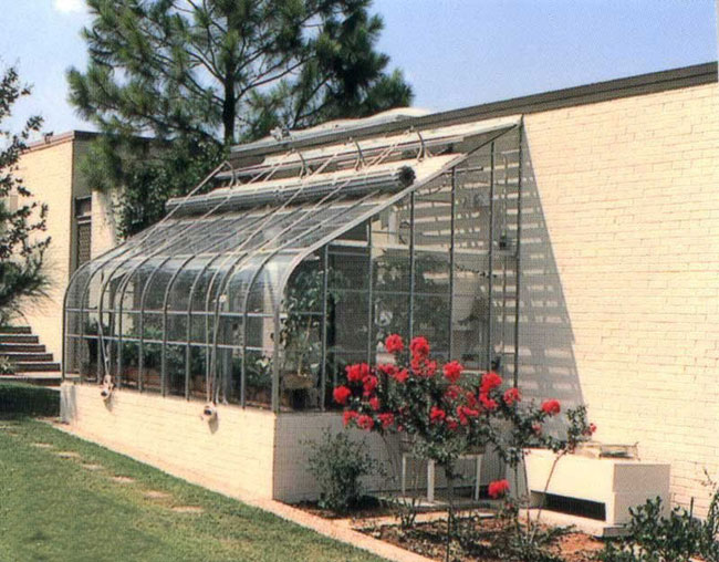 American Lean-To Greenhouse