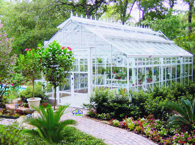Greenhouses - The American Classic: 1500 Series