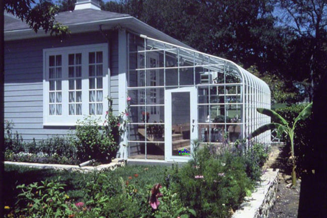Texas Greenhouse Company Lean-To