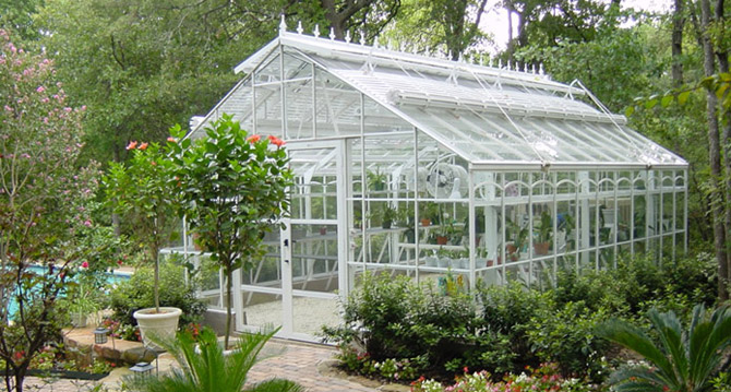 Glass House Designs For Plants