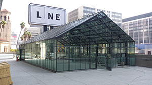 The Line Hotel, Los Angeles, CA - American Classic 30' x 57' - 1